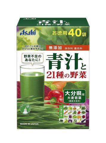 Asahi青汁40袋