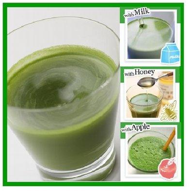 朝のフルーツ青汁の飲み方バリエーション